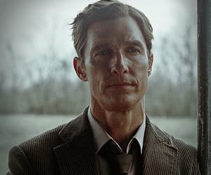 gif, rust cohle, and handsome image