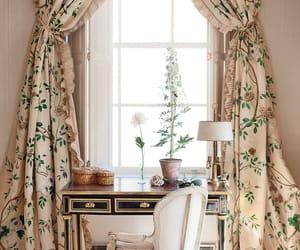 decor, lace, and design image