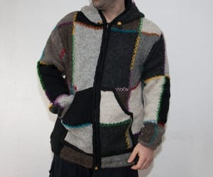 etsy, sweater, and warm image