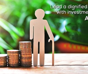 fixed deposit, saving account, and investment scheme image