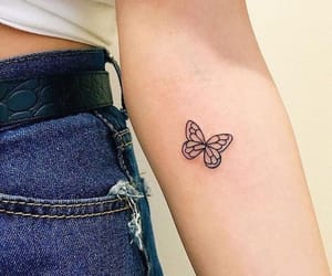 butterfly and cute image