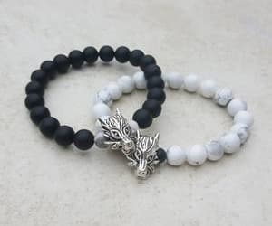 introvert, gemstonejewelry, and wolf image