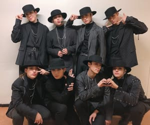 ateez, kpop, and san image