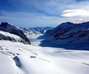 Alps, glacier, and swiss image