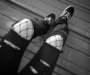 aesthetic, grunge, and vans image