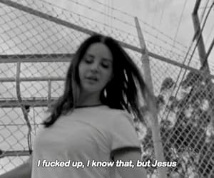 black and white, indie, and lana del rey image