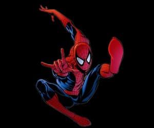 black, comics, and Marvel image