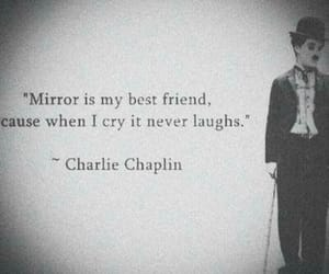best friend, cry, and mirror image