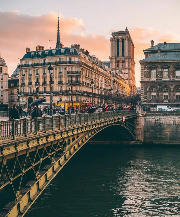 Breathtaking Paris By Wonguy974 Instagram