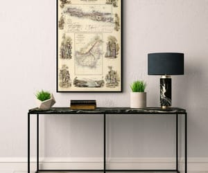 etsy, wall map, and canvas map image