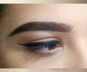 art, on fleek, and eyeliner image