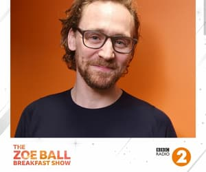 bbc radio, tom hiddleston, and breakfast show image