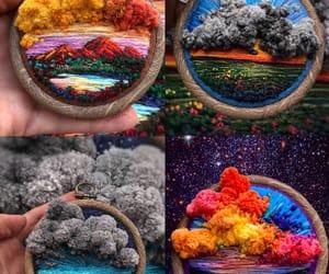 art, beautiful, and calm image