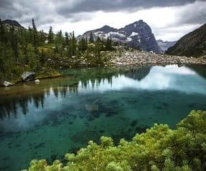 awesome, beautiful, and lake image