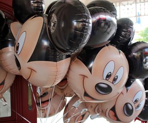 balloons, disney, and childhood image