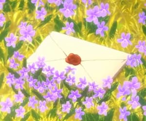 flower, science-fiction, and slice of life image