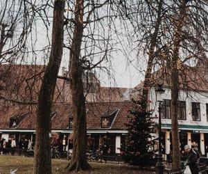 aesthetic, belgium, and christmas image