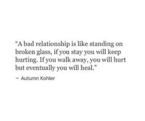 bad, quotes, and Relationship image