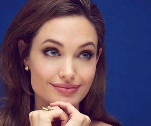 Angelina Jolie and love image