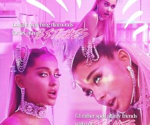 edit, pink, and ari image