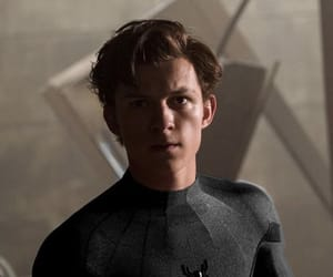 spiderman, Marvel, and tom holland image