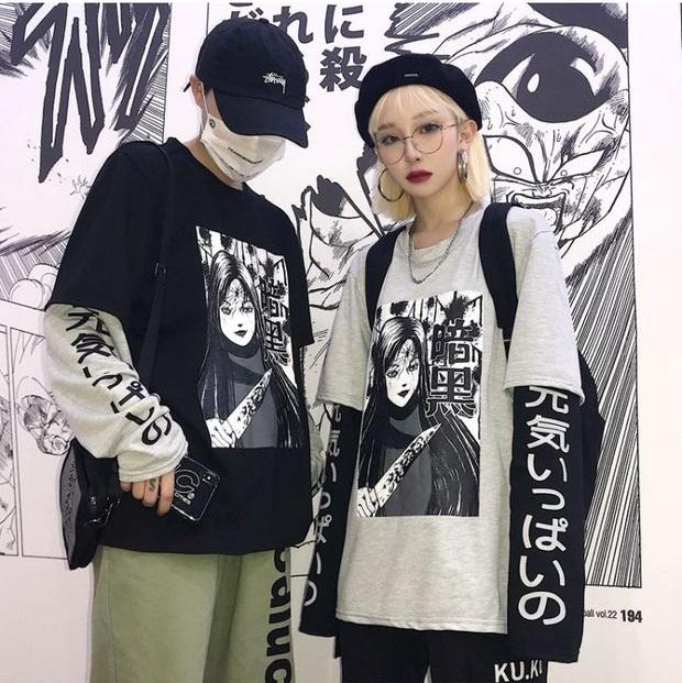 couple, Harajuku, and japan image