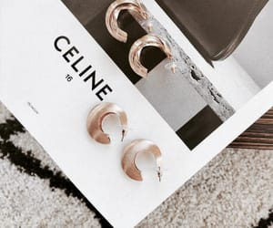 accessories, celine, and chic image