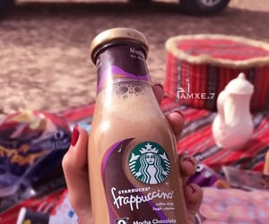 arab, beach, and chocolate image