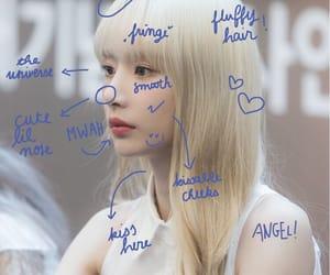 aesthetic, korean, and angel image