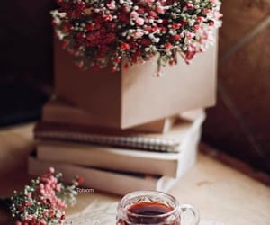 coffee, قهوة, and flower image