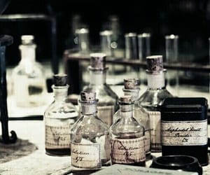 harry potter, aesthetic, and potions image