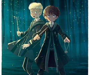 fanart, harrypotter, and cursed child image