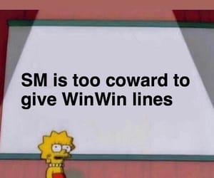 winwin, wayv, and kpop memes image