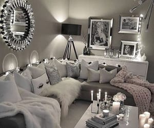 home, decoration, and room image