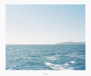 nature, sea, and sky image
