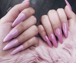 inspiration, nails, and girly image