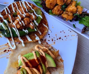 avocado, Chicken, and delicious image