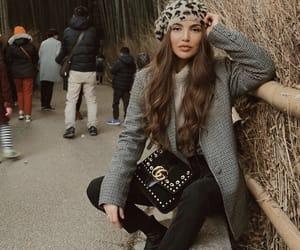 chic, fashion inspiration, and fashion image