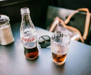 aesthetic, coca cola, and photography image