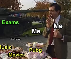 exams, funny, and meme image