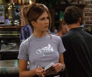 Jennifer Aniston, friends, and rachel green image