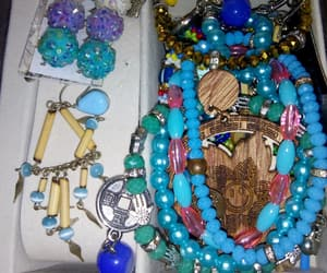 accessories, bracelets, and girl things image