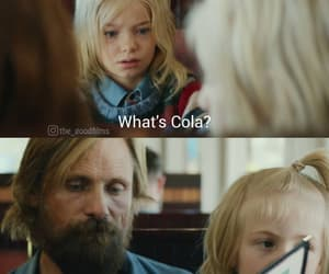cola, drink, and Father and Daughter image