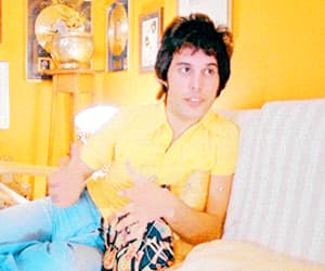 70s, Freddie Mercury, and roger taylor image