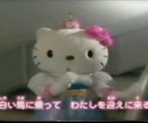 hello kitty, messy, and random image