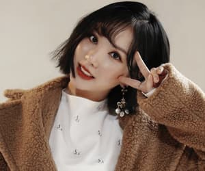 beauty, korean, and eunha image