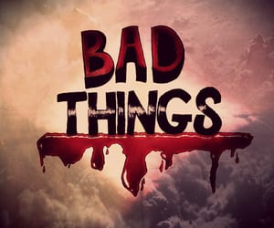 artwork, badthings, and draw image
