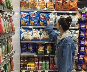 article, boyfriend, and grocery store image