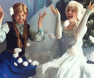 disney, frozen, and let it go image