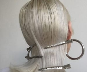 hairstyle, model, and pale image